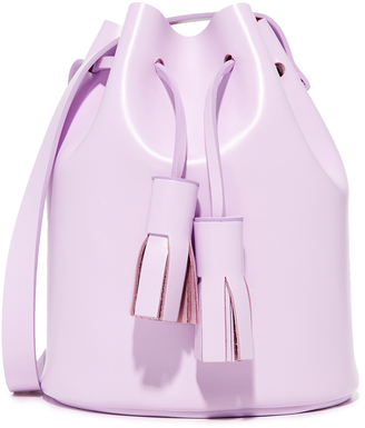 Building Block Mini Bucket Bag $425 thestylecure.com