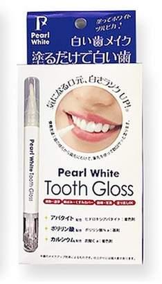 PearlWhite ToothGloss パールホワイト トゥースグロス