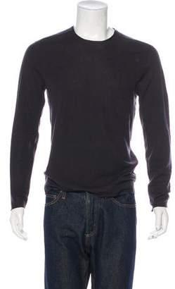 John Varvatos Wool Crew Neck Sweater