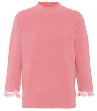 Marc Jacobs Wool and cashmere sweater