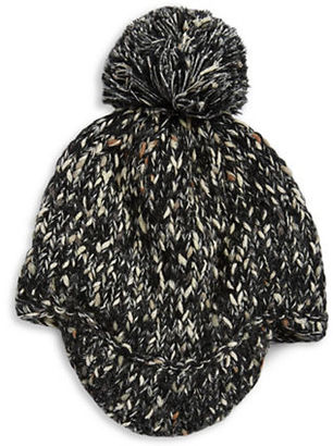 Totes Knit Beanie Cap $43 thestylecure.com