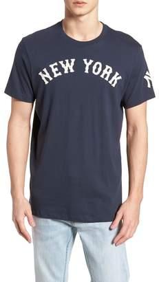 '47 MLB Vintage Fieldhouse New York Yankees T-Shirt