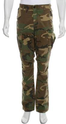 KITH NYC Camouflage Cargo Pants