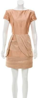 Camilla And Marc Silk Mini Dress