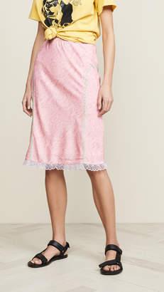 Sandy Liang Slippy Skirt