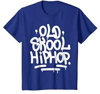 Old School Hip Hop 90s Graffiti T-Shirt