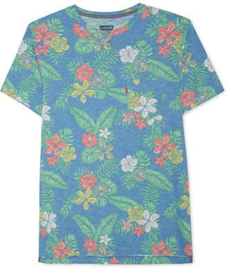 Levi's Men's Floral T-Shirt