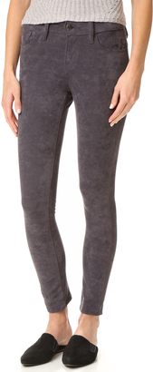Joe's Jeans Flawless Icon Ankle Mid Rise Skinny Jeans $198 thestylecure.com