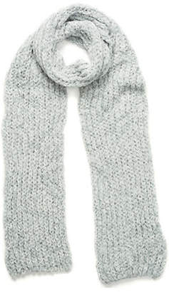 Collection 18 Knitted Chenille Scarf