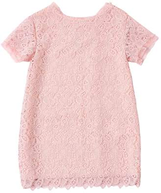 Ermanno Scervino Macramé Lace Dress