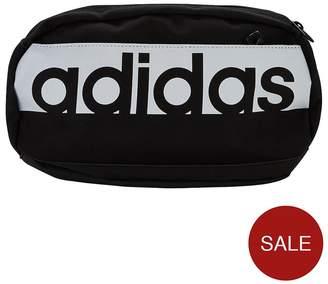 adidas Linear Waistbag - Black