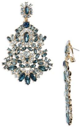 Women's Givenchy Phoenix Drama Chandelier Earrings $225 thestylecure.com