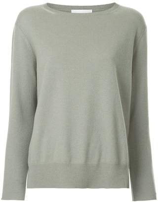Fabiana Filippi crew neck jumper