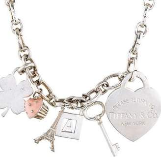 Tiffany & Co. Multi-Charm Necklace