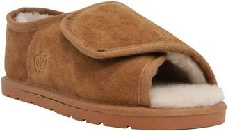 Lamo Women's Open Toe Wrap Slippers