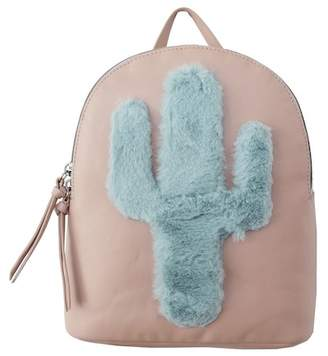 T-Shirt & Jeans Cactus Plush Backpack