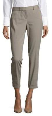 Lafayette 148 New York Downtown Solid Four-Pocket Pants