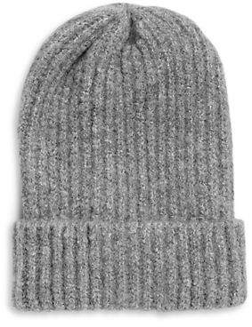 ETEREO Slouchy Ribbed Toque