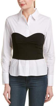 Bardot Bodice Shirt