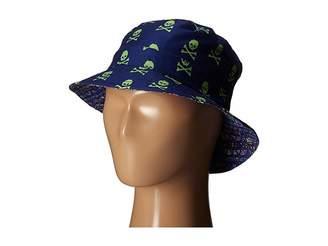 San Diego Hat Company Kids Reversible Sublimated Fishermans Bucket Hat (Little Kids/Big Kids)