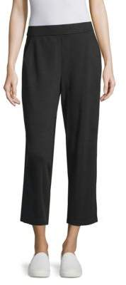 Eileen Fisher Ponte Cropped Trousers