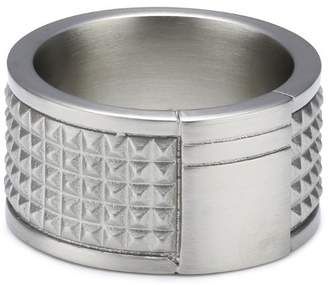 Esprit Rocks S.ESRG11463A200 Ring Stainless Steel XL Size X