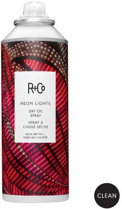 R+CO NEON LIGHTS Silicone-Free Dry Oil, 4 oz./ 162 mL