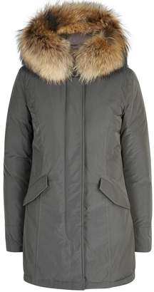 Woolrich Luxury Arctic Fur