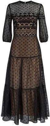Temperley London Prix Midi Dress