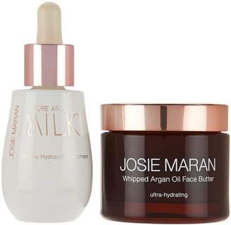Josie Maran Argan Milk & Face Butter Duo