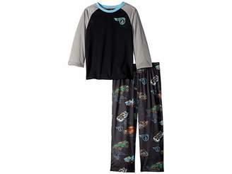 Volcom Hot Wheels(r) Large Collector PJ Pants Set (Toddler/Little Kids)