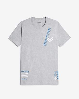 Express Nyc Usa Graphic Tee