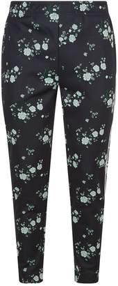 Kenzo Cheongsam Flower Cropped Sweatpants