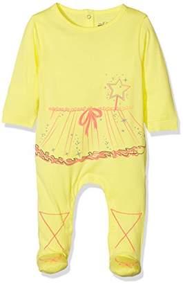 Dodo Homewear Baby Girls' LFD.Stars.ENS Onesie, Pink Rose Pale, (Sizes: 23 M)