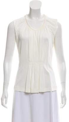 Philosophy di Alberta Ferretti Sleeveless Knit Top