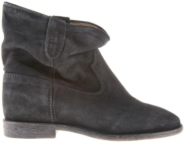 Isabel Marant loose ankle boots