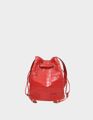 Lancel Le Huit S Bucket Bag
