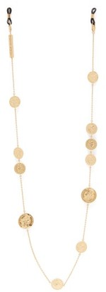 Frame Chain - Lucky 18kt Gold Plated Chain - Womens - Gold
