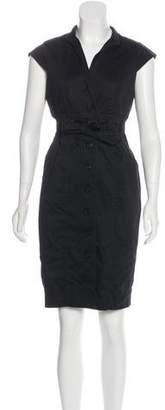 Calvin Klein Cap Sleeve Mini Dress