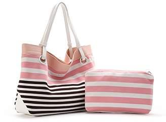 Abbacino Women's SS16 Trendy Olbia/Pale Pink Shoulder Bag, Wallet hot