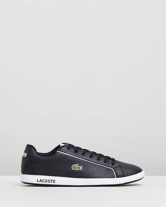 309051bda Lacoste Grey Shoes For Men - ShopStyle Australia