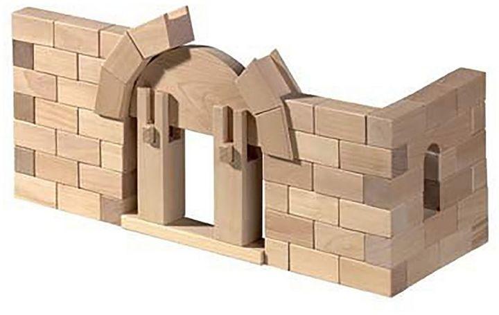 HabaHABA Roman Arch Building Blocks
