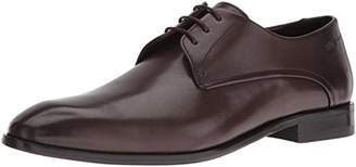 HUGO BOSS HUGO by Men's Dress Appeal C-Dresios Calf Leather Lace up Derby Work Shoe