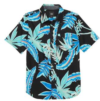 Vans Tropical Floral Woven Shirt