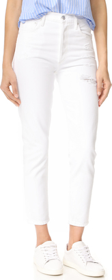 AGOLDE Jamie High Rise Classic Jeans $158 thestylecure.com