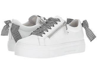 Kennel + Schmenger Kennel & Schmenger Big Gingham Lace Sneaker Women's Lace up casual Shoes