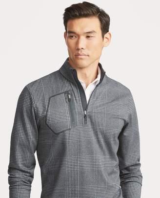Ralph Lauren Tech Jersey Half-Zip Pullover