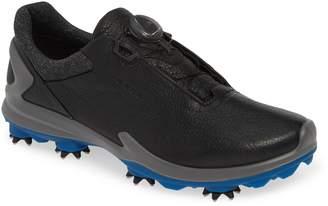 Ecco BIOM(R) G 3 BOA(R) Gore-Tex(R) Golf Shoe