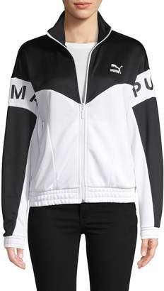 Puma Colorblock Track Jacket
