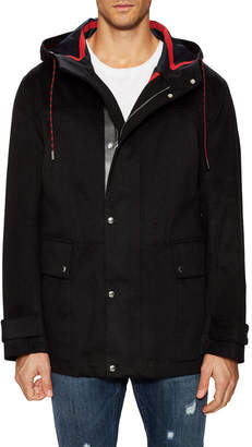 Christian Dior Hooded Pocket Jacket